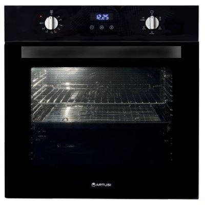 60CM Built-in Electric Oven - Black - ARTUSI AO676B