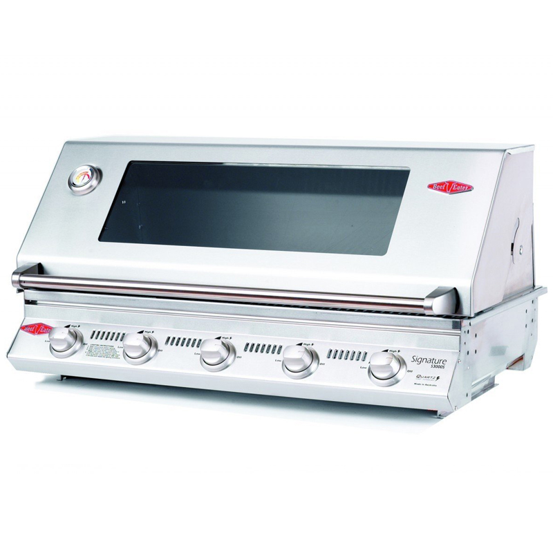 Beefeater Signature 3000SS - Built-in - 5 Burner BBQ