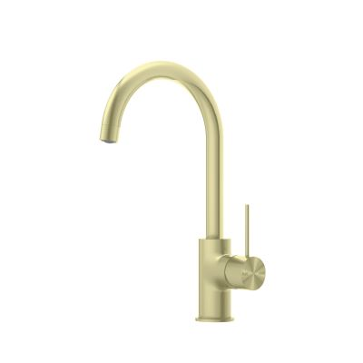 Mecca Kitchen Mixer - Brushed Gold