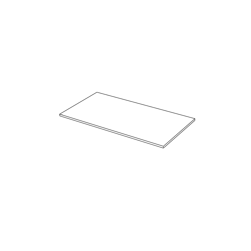 Duropal Quadra - 2050 x 900 - Blank Only