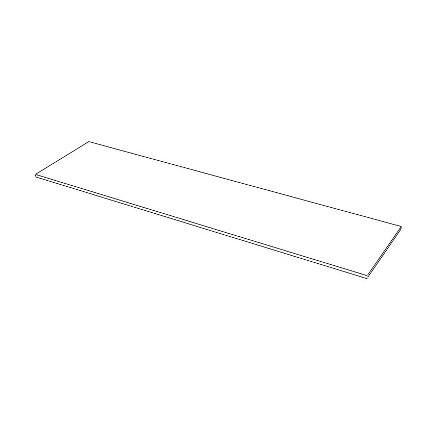 Egger - 5500 x 900 - Blank Only