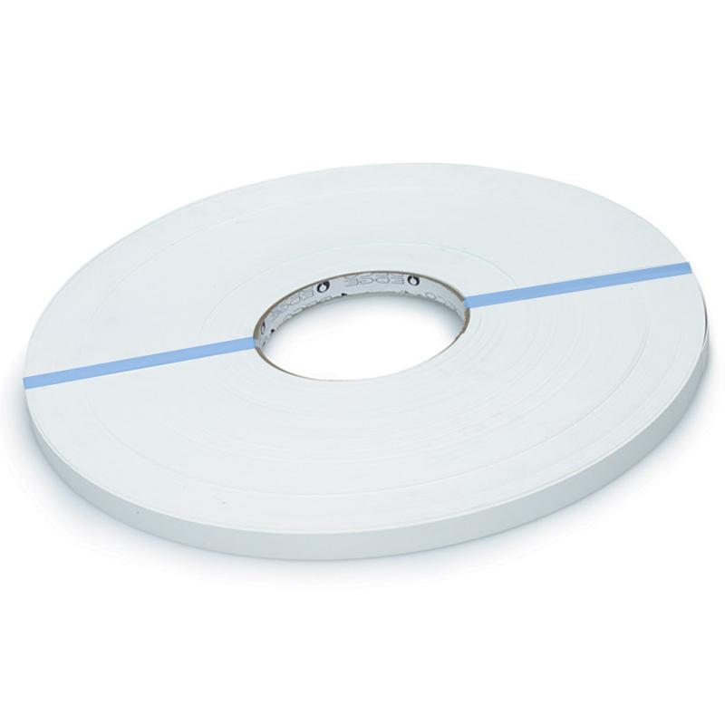1mm ABS Edging White Unglued Per L/M