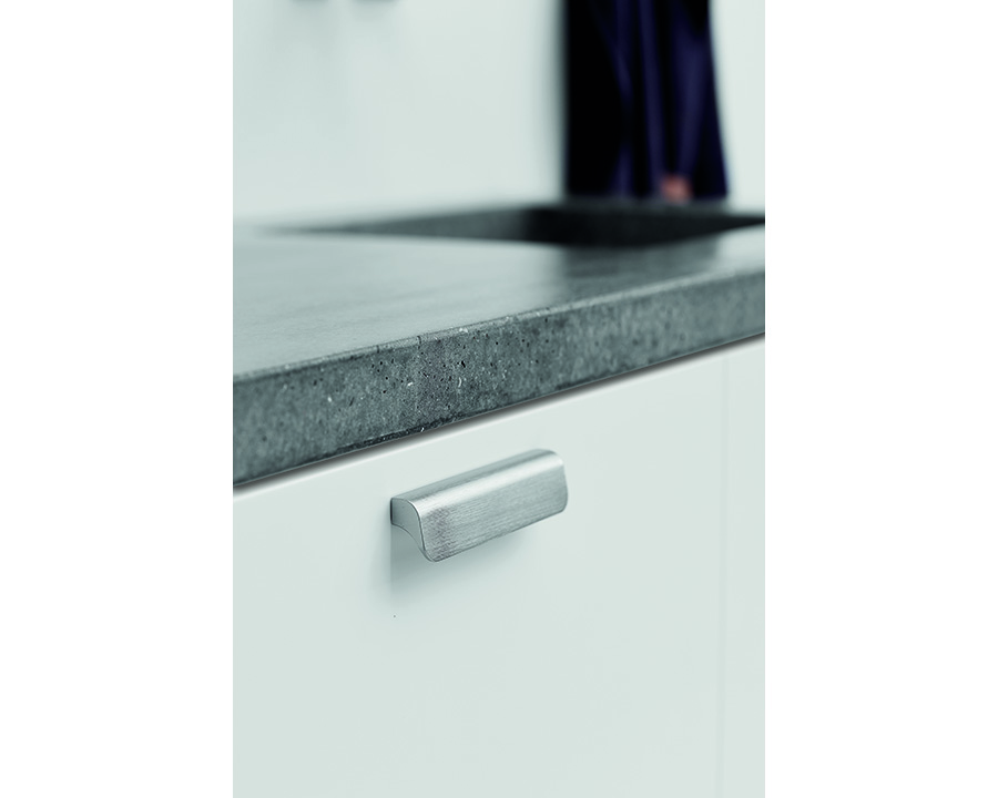 Furnipart Fall - 140mm Long - Inox