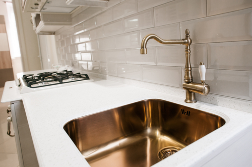 Golden Sinks