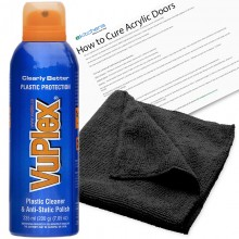 Acrylic Door Polishing Kit