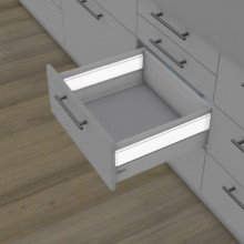 Blum Element Sides - To suit 167mm Pot Drawer - 450mm White