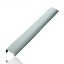 Furnipart Edge Straight - 350mm Long - Inox