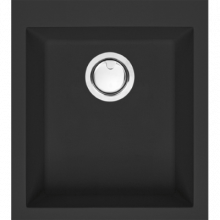 ARTUSI Single Bowl Sink - Black - AGS411B