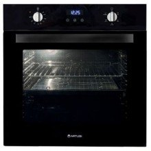 60CM Built-in Electric Oven - Black - ARTUSI AO676B