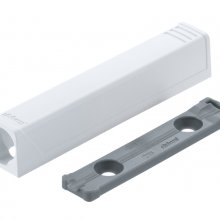 Blum Tip-On Housing - White (Long)