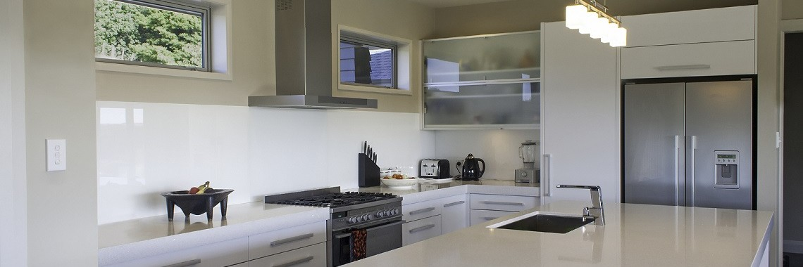 A Clean & Tidy Modern Benchtop In Perth