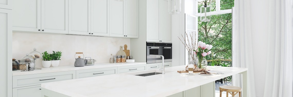 Features Of A Modern Kitchen