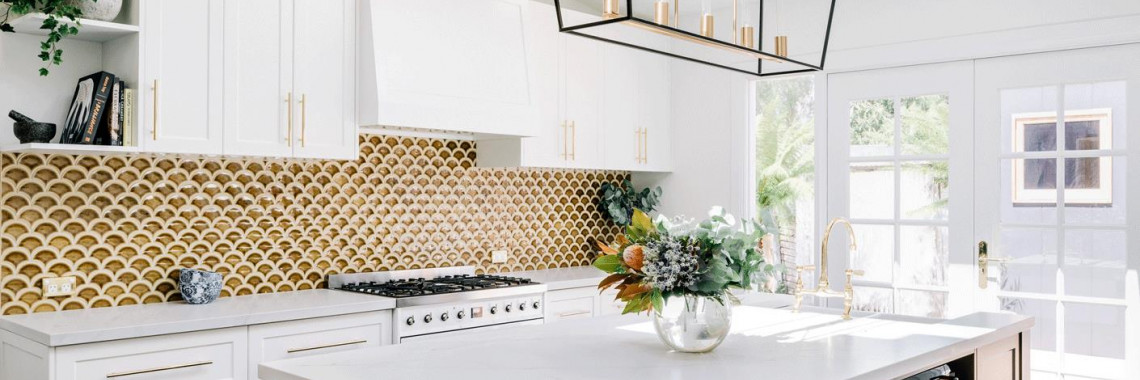 How to keep your Kitchen Bench Top Clutter-Free