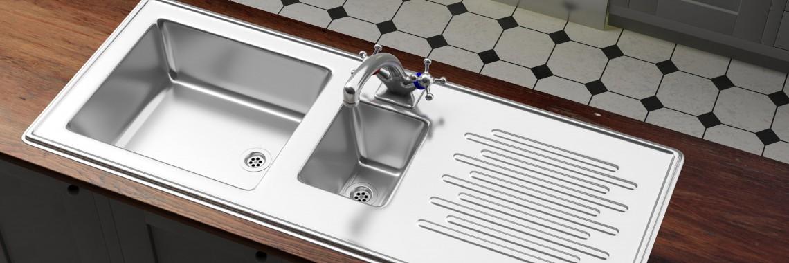 Kitchen Appliances Sink Types