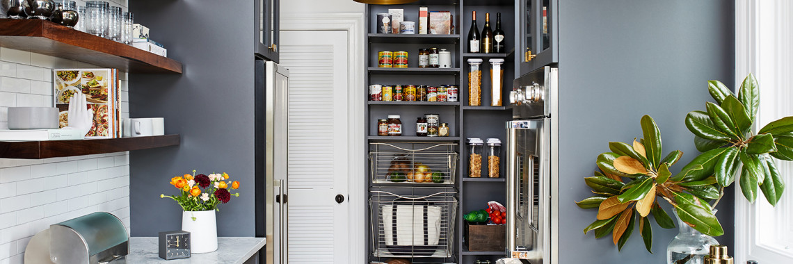 Top 5 tips for organising your kitchen cabinets