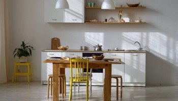 5 Tips for Small Kitchen Renovations