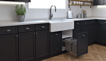 How to choose the right size bin for your kitchen