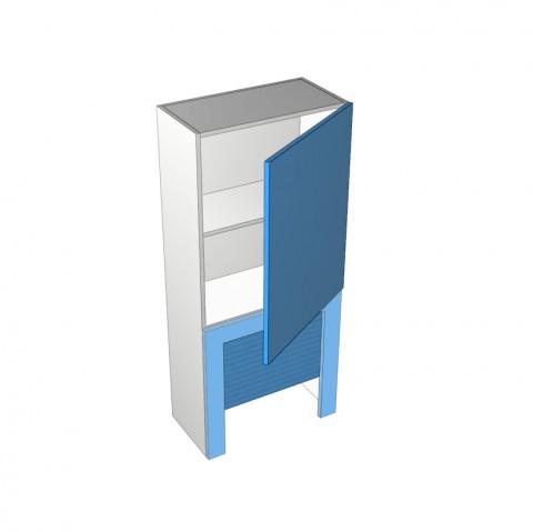 1 door rollerdoor right