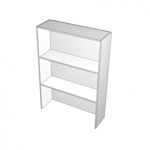 CARCASS ONLY - APPLIANCE CABINET - SITS ON BENCH