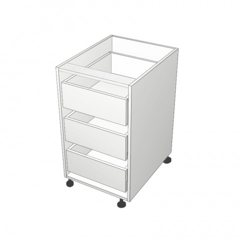 Carcass Only - Base Cabinet - To Suit internal drawers_