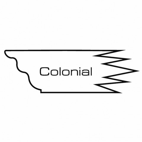 Colonian Cornice Mould