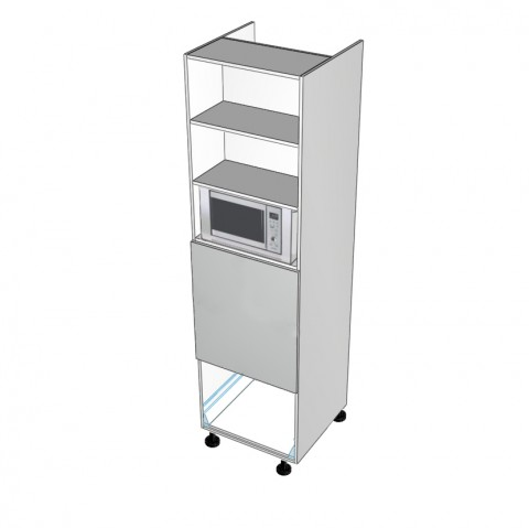 Wall-Oven-1-Drawers with microwave space