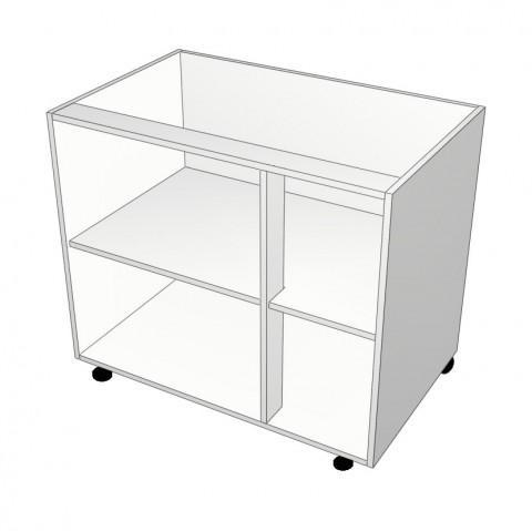 base cabinet right mullion