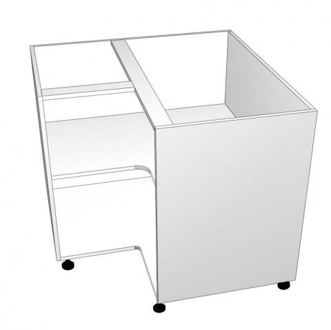 base corner cabinet no doors