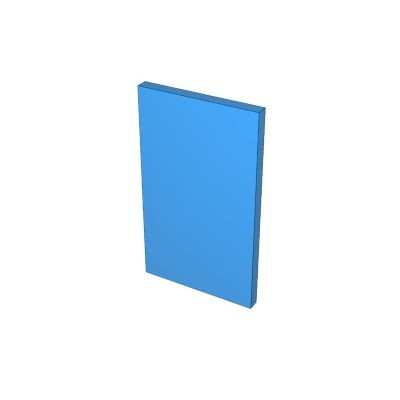 32mm thick panel