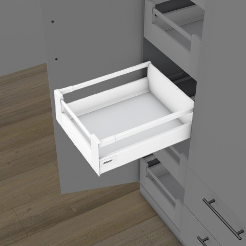 Blum Internal Drawer D Height_