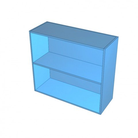 Open Cabinet in Colour Board