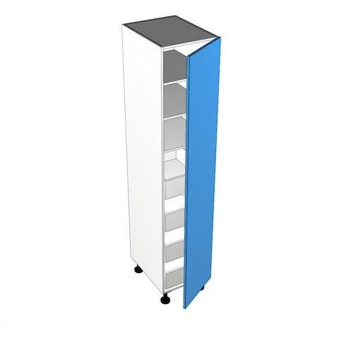 Pantry-1-door-hinge-right with 4 internal drawers