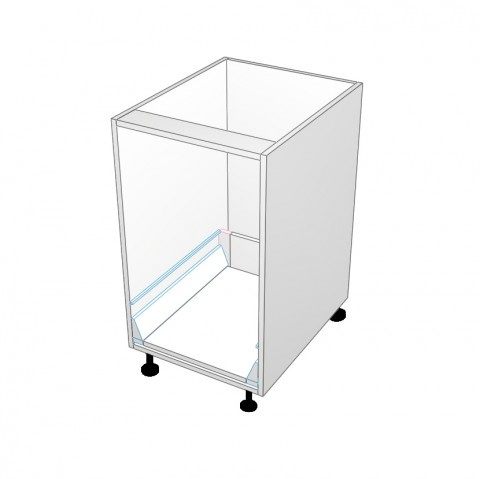 Single Drawer No front