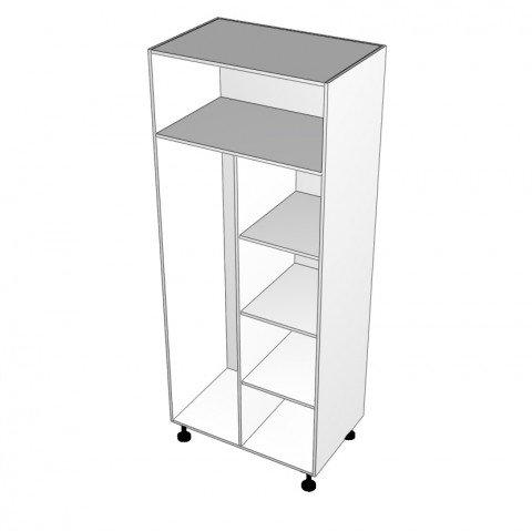 Wardrobe Cabinet Shelves Right