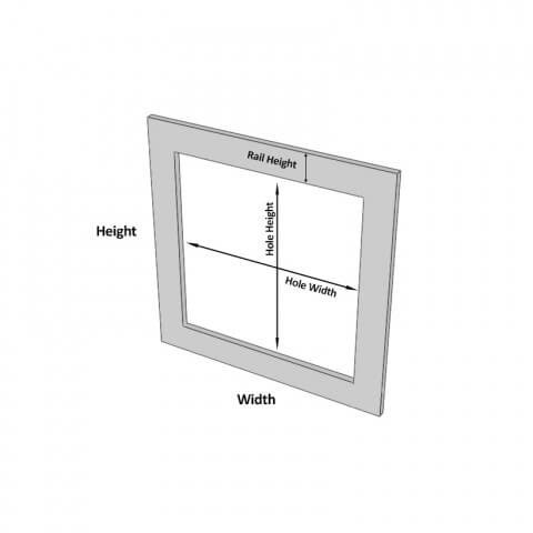 1 Hole Frame Dimensions_5