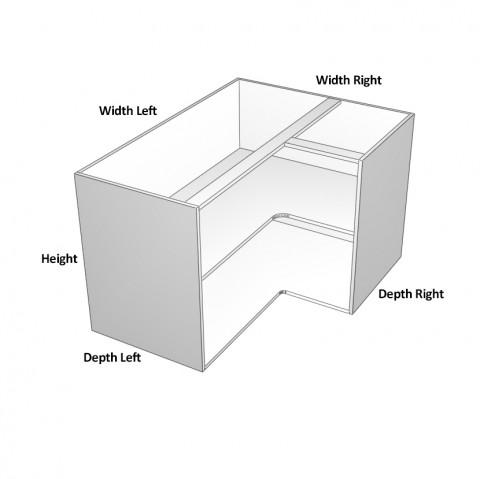 3 door cabinet 1 right 2 left dimensions