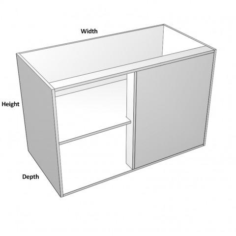 Blind Corner Cabinet left dimensions