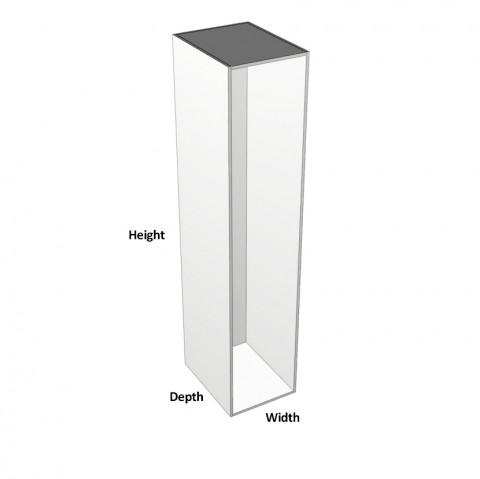Broom-1-door No Shelf-hinge-right dimensions