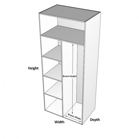 Broome-2-Doors-shelves-left-Dimensions