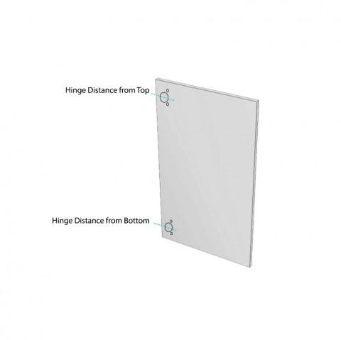 How to order a StyleLite Acrylic Door