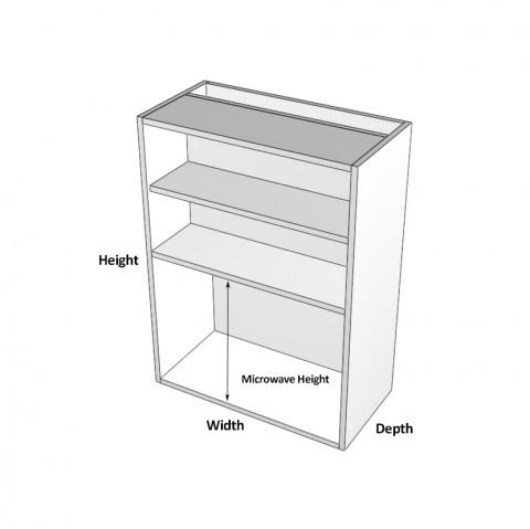 Microwave wall cabinetdimensions