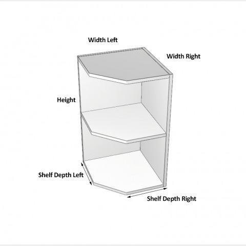 Overhead - Angled Open Corner_dimensions