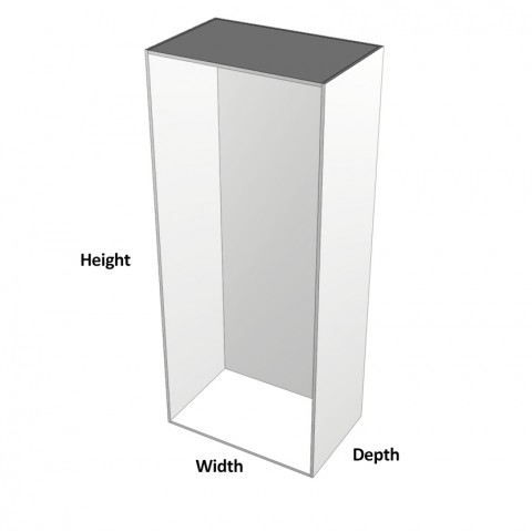broom-2-doors-no-shelves dimensions
