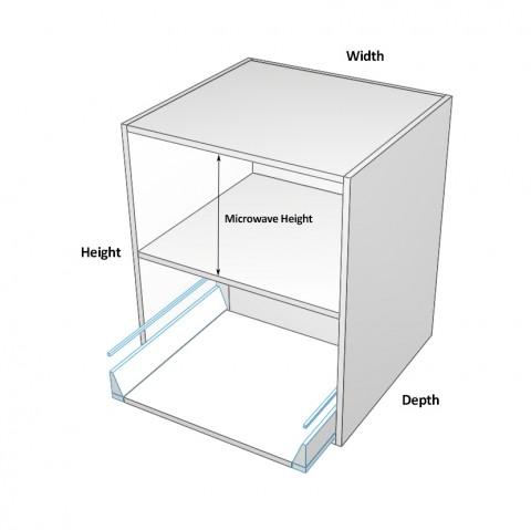 1-Drawer-Microwave-box-Dimensions