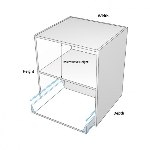 1-Drawer-Microwave-box-Dimensions