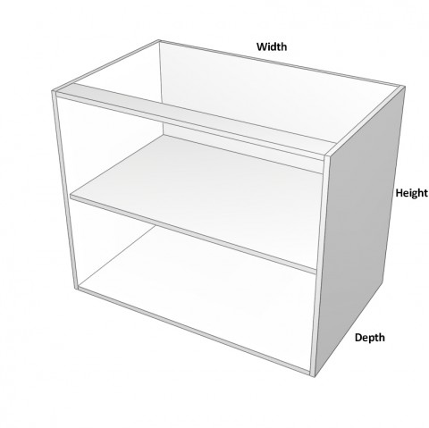 2-Door-Floor Dimensions