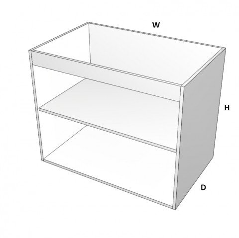 2-Door-Floor-Sink dimensions