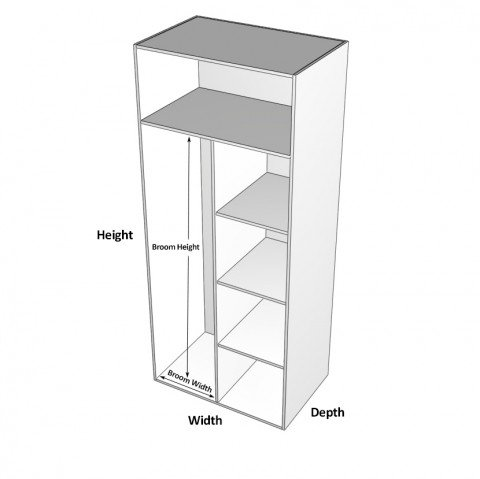 Broome-2-Doors-shelves-right-Dimensions