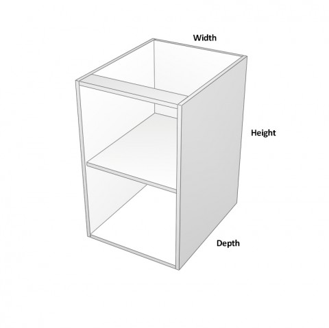 Floor Cabinet - In colour Dimensions