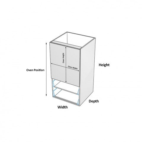 Wall-Oven-2-Drawer no doors no microwave dimensions